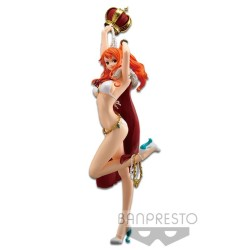 FIGURINE NAMI FLAG DIAMOND SHIP 25 CM