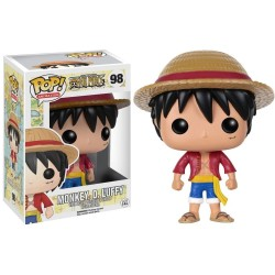 FUNKO POP! MONKEY D.LUFFY N°98