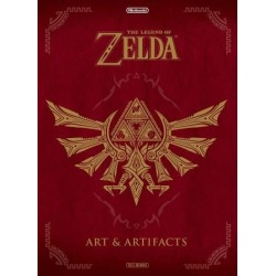 THE LEGEND OF ZELDA ART ET ARTIFACTS OCCASION BE