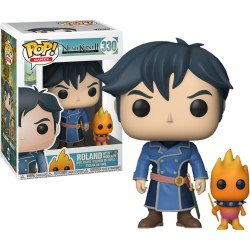 NI NO KUNI II FUNKO POP ROLAND WITH HIGGLEDY 330