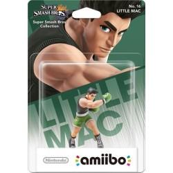 AMIIBO LITTLE MAC SUPER SMASH BROS