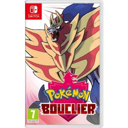 POKEMON BOUCLIER