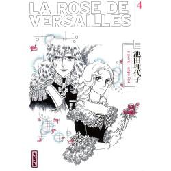 VOL. 4 LA ROSE DE VERSAILLES