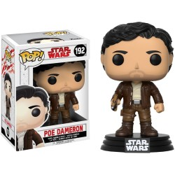 FUNKO POP POE DAMERON STAR WARS N°192