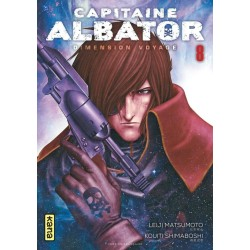 VOL. 8 CAPITAINE ALBATOR