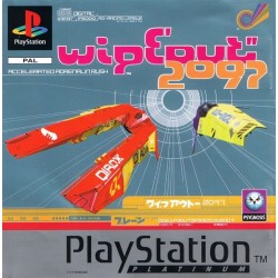 WIPEOUT 2097 PLATINUM COMPLET