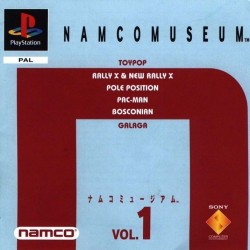 NAMCO MUSEUM VOL 1 COMPLET