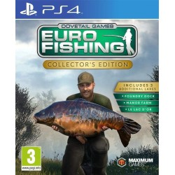 EURO FISHING COLLECTOR EDITION