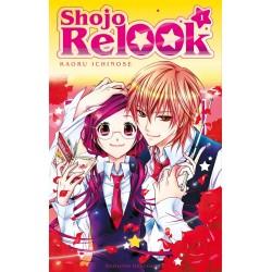 VOL. 1 SHOJO RELOOK