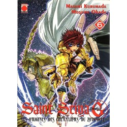 VOL. 6 SAINT SEIYA EPISODE G (4E COUVERTURE PLIEE)
