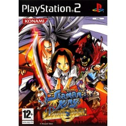 SHAMAN KING POWER OF SPIRIT PS2