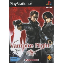 VAMPIRE NIGHT COMPLET PS2