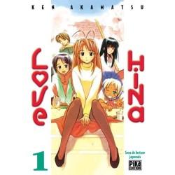 VOL. 1 LOVE HINA