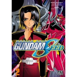 VOL. 2 MOBILE SUIT GUNDAM SEED
