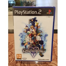 KINGDOM HEARTS 2 NEUF BLISTER OFFICIEL