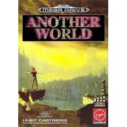 ANOTHER WORLD COMPLET PAL JAQUETTE ETAT MOYEN