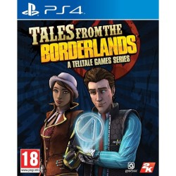 TALES FROM THE BORDERLANDS A TELLTATE GAMES SERIES BLISTER