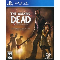 THE WALKING DEAD A TELLTALE GAMES SERIES US