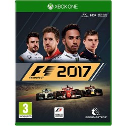 F1 2017 SUR XBOX ONE OCCASION