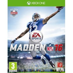 MADDEN NFL 16 OCCASION XBOX ONE