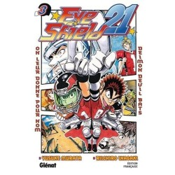 VOL. 3 EYE SHIELD 21