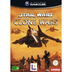 STAR WARS THE CLONE WARS SANS NOTICE GAMECUBE