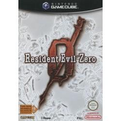 RESIDENT EVIL ZERO SANS NOTICE GAMECUBE