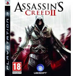 ASSASSIN'S CREED 2 OCCASION SUR PLAYSTATION 3