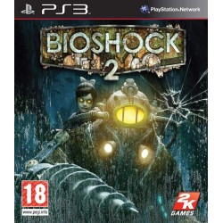 BIOSHOCK 2 OCCASION SUR PLAYSTATION 3