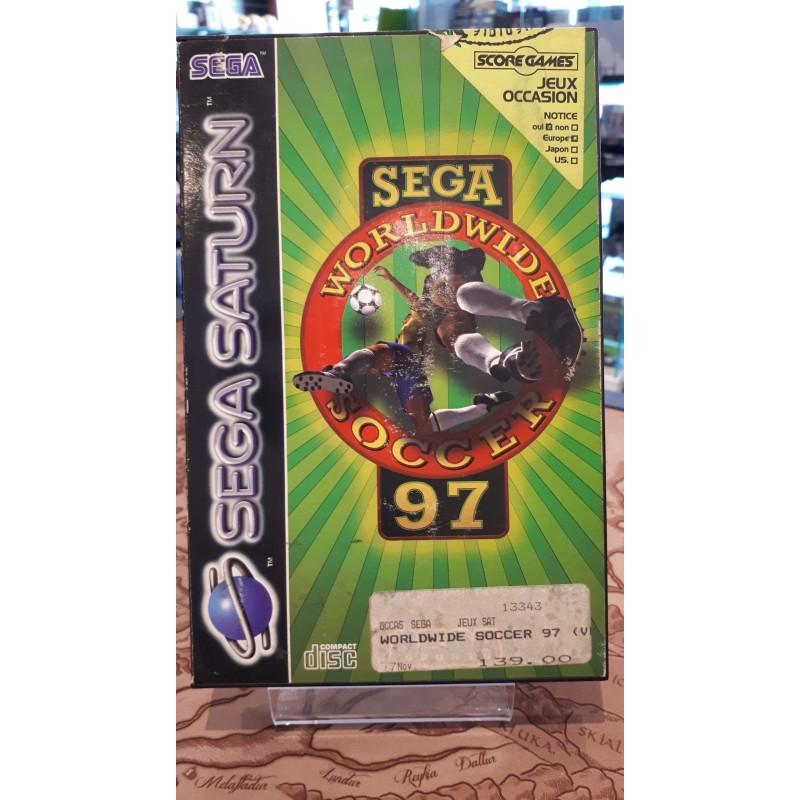 SEGA WORLDWIDE SOCCER 97 COMPLET