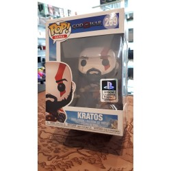 FUNKO POP! KRATOS N°269 PLAYSTATION OFFICIAL LICENSED