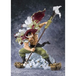 FIGURINE EDWARD NEWGATE WHITEBEARD PIRATE CAPTAIN