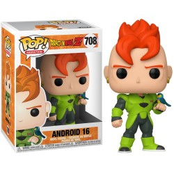 FUNKO POP! ANDROID 16 N°708