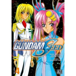 VOL. 4 MOBILE SUIT GUNDAM SEED