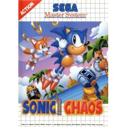 SONIC THE HEDGEHOG CHAOS LOOSE