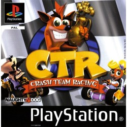 CTR CRASH TEAM RACING PAL UK COMPLET