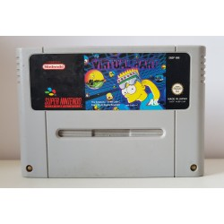 VIRTUAL BART LOOSE OCCASION SNES