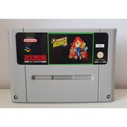 JAMES BOND JR LOOSE SNES