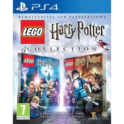 LEGO HARRY POTTER COLLECTION ANNEE 1 A 7