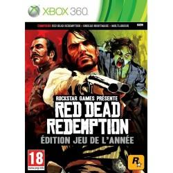 RED DEAD REDEMPTION EDITION JEU DE L ANNEE BLISTER