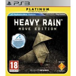 HEAVY RAIN MOVE EDITION PLATINUM COMPLET