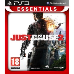JUST CAUSE 2 ESSENTIALS COMPLET