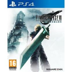 FINAL FANTASY VII 7 REMAKE PS4