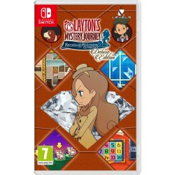 LAYTON MYSTERY JOURNEY DELUXE EDITION SWITCH