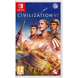 CIVILIZATION VI EU SWITCH