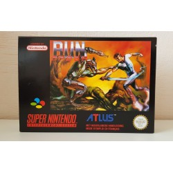 RUN SABER NEUF FAH SUPER NINTENDO