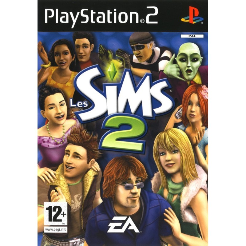 LES SIMS 2 COMPLET