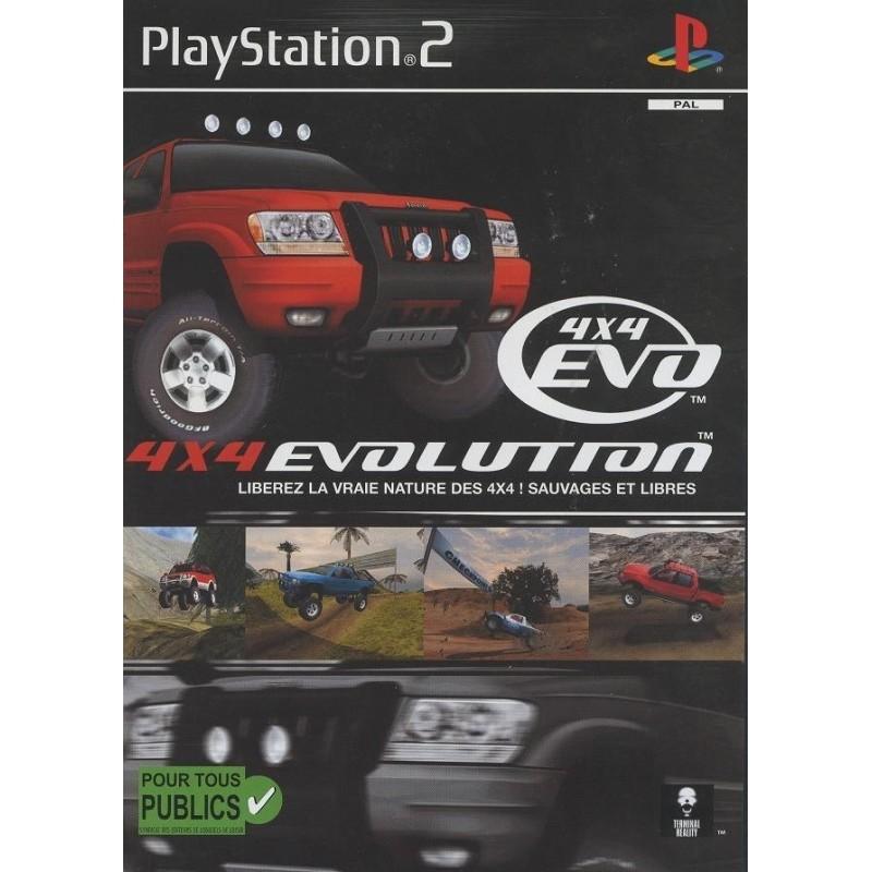 4X4 EVOLUTION COMPLET