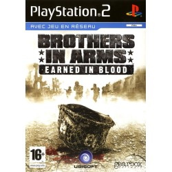BROTHERS IN ARMS EARNED IN BLOOD COMPLET PS2