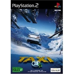 TAXI 3 COMPLET PS2